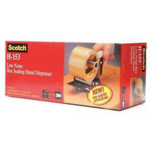 Low Noise Handheld Tape Dispenser 3 In Scotch H 153