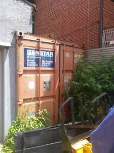 Used Shipping Storage Container For Sale 40ft 1 800 Pickup In Brooklyn Ny