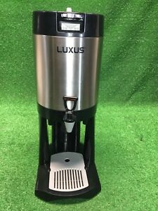 Luxus Fetco Thermal Coffee Server L3d 15 Stainless Steel Dispenser Nice