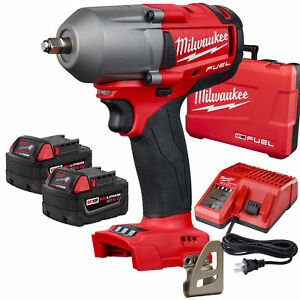 Milwaukee 2852 22 M18 Fuel 3 8 Mid torque Impact Wrench Friction Ring Kit New