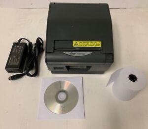 Star Tsp800 Thermal Pos Wide Receipt Printer Ethernet Connection Tsp847iiu