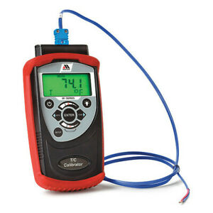 Thermocouple Calibrator led temp 1 5vdc Meriam M130