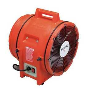 Conf Sp Fan Axial 1 Hp Allegro 9543