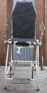 Antique 1920 S 1940 S Obgyn Medical Examination Chair