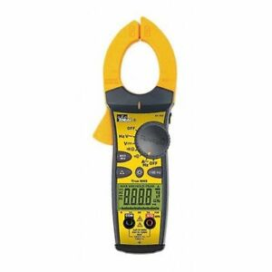 Ideal 61 763ga Digital Clamp Meter 660a