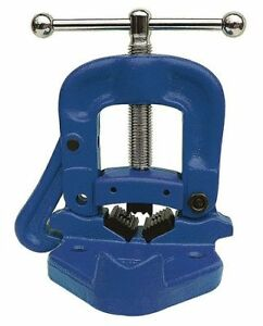 Westward 22xp97 Bench Yoke Vise 1 8 To 4 In
