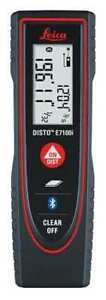 Laser Distance Meter 200 Ft ldc Leica Disto E7100i