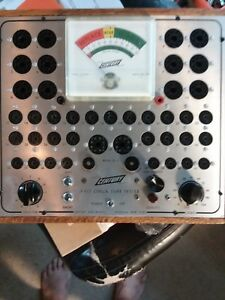 Tube Tester century Fc 2 Late 50 s Works
