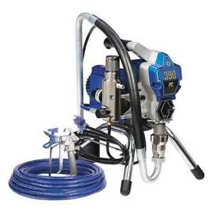 Airless Paint Sprayer stand 0 47 Gpm Graco 17c310