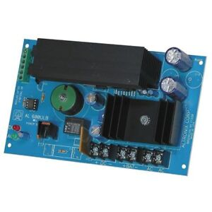 Power Supply 12vdc Or 24vdc 6a