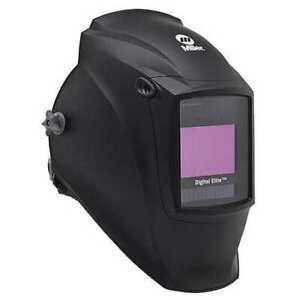 Miller Electric 281000 Welding Helmet Shade 8 To 13 Black