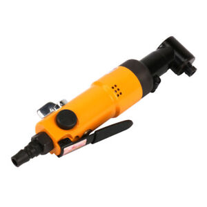 90 Degree Right Angle Air Screwdriver Reversible Type Pneumatic Tool 9000rpm
