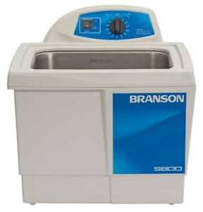 Ultrasonic Cleaner mh 2 5 Gal 60 Min Branson Cpx 952 517r