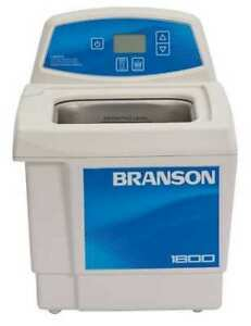 Branson Cpx 952 119r Ultrasonic Cleaner cpx 0 5 Gal 99 Min