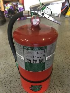 15 Lb Halotron Fire Extinguisher Fully Charged