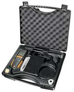 Testo 0563 3100 Combustion Analyzer Kit residential
