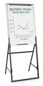 Quartet 351900 Dry Erase Board easel Mounted 26 x35