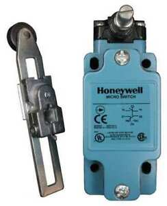 Honeywell Micro Switch Glaa01a2a 1nc 1no Spdt Limit Switch Rotary Lever Arm Ip