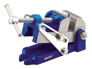 Westward 10d748 2 1 2 Drill Press Vise With Angle With Stationary Base