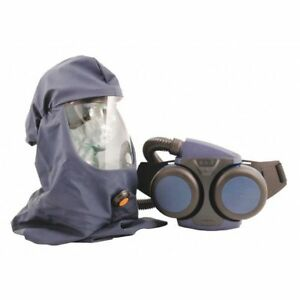 Papr Kit With Hood covers Neck shoulders Sundstrom Safety H06 0921