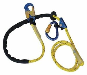3m Dbi sala 1234071 Pole Climber s Adjustable Rope Positioning Lanyard