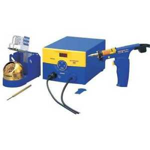 Self Contained Desoldering Soldering Station Hakko Fm204 01