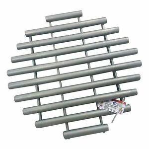 Magnetic Grate round rare Earth 20in Dia Zoro Select 34ta43