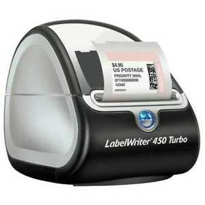 Dymo 1752265 Label Printer Labelwriter 450 Turbo