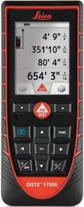Laser Distance Meter range Up To 660 Ft Leica Disto E7500i