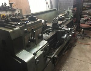 Victor 17 X 60 Engine Lathe