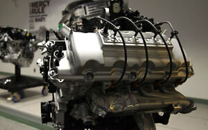 Ford 6 2l New Engines In Road Race Trim 650hp