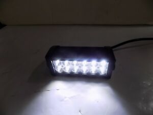 Led Light Bar 7 Inch 12 Bulb