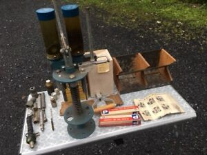 Vintage Pacific Shotgun Reloading Press