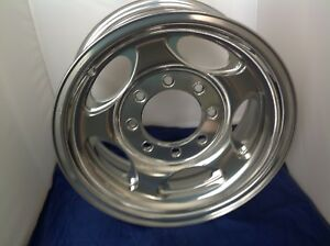 Ford E250 E350 Van Oem 16 Alloy Wheels 8 Lug Set Rims 95 14 5 Ovals 8x165