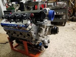 Chevolet Ls3 Race 427 Cu In Race Engine 764 Hp 8000 Rpm