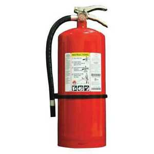 Kidde Proplus 20 Fire Extinguisher 6a 120b c Dry Chemical 20 Lb