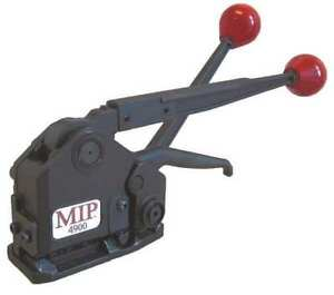 Mip Mip 4900 12 Steel Strapping Combo Tool sealless stl