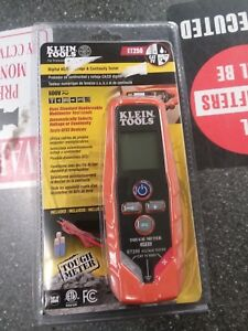 Klein Tools Et250 Ac dc Voltage Continuity Tester Free Shipping