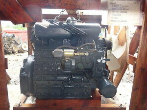 Kubota V2003 te Turbo Diesel Engine Brand New 2 Avail Bobcat Toro V2003t