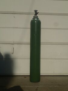 Non Flammable Co2 Welding Cylinder Tank Bottle Aragon H Dot 3aa 2265 256 281