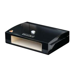 Portable Pizza Oven Box Double Wall Ceiling Temp 600 F To 800 F
