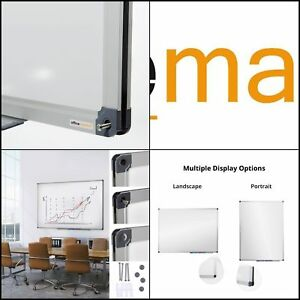 Professional Magnetic Dry Erase Board White Board For School Student Tool New