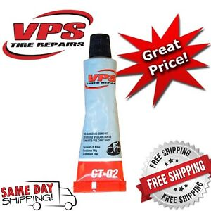 Vps Rubber Cement Tire Repair 0 63 Oz Tube Wheel Bicycle Patch Plug Glue Bike