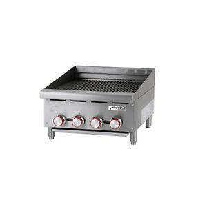 Magic Chef 24 Commercial Gas Charbroiler Mcccb24