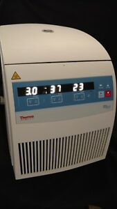 Thermo Fisher Scientific Heraeus Fresco 21 Refrigerated Centrifuge Tested