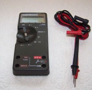 Fluke 77 Digital Multimeter With Fluke Leads