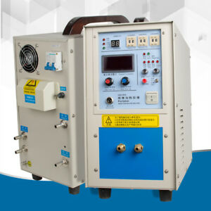 Pro High Frequency Induction Heater Furnace For Heat Source Equipment Usa Dhl