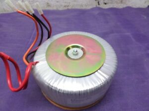 Ulveco Isolation Transformer Toroidal Bb 40078 b 115 Vac To 115 Vac
