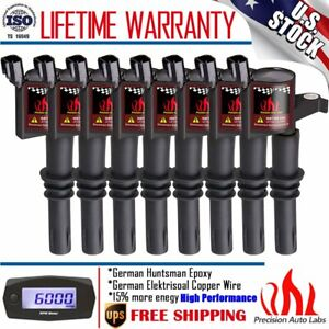 2004 2005 2006 2007 2008 Dg511 Ignition Coil 8pack For Ford F 150 5 4l V8 Triton