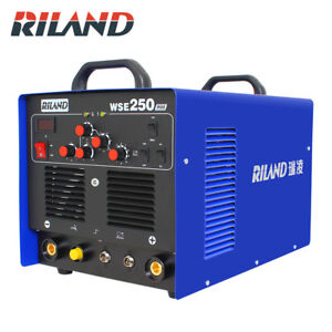 Riland Tig Ac dc Welder Square Wave Inverter Welding Equipment With Accessories